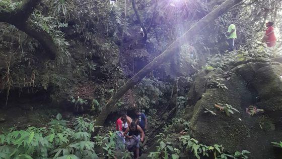 Eau-Bleue : une touriste gravement blessée lors d'une chute