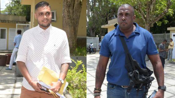Enquête judiciaire sur la mort de Soopramanien Kistnen : Bruneau Laurette et Murvind Beetun en Cour de Moka
