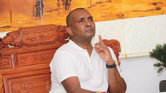 Padayachy : «201 projets sont en cours de réalisation pour un montant de Rs 238,3 milliards»