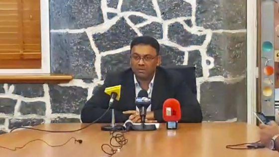 [Breaking News] Yogida Sawmynaden prend «un congé politique»
