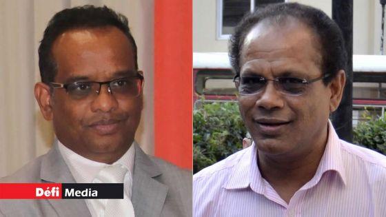 Au Cœur de l'Info : face-à-face Vikash Nuckcheddy/Ajay Gunness cet après-midi