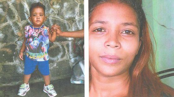 Plaine-Verte : une femme de 20 ans et son fils portés manquants depuis 14 jours