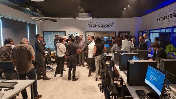 Partenariat UoM/Ceridian : l'Innovation Lab inauguré
