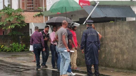 Meurtre d'Akash Luttoo : la reconstitution des faits renvoyée à cause du mauvais temps