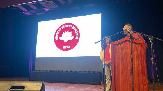 Politique : Alan Ganoo lance le Muvman Patriot Morisien