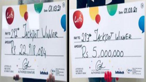 Loto : remportant Rs 22,9 millions, il veut « aider les enfants dans le besoin... »