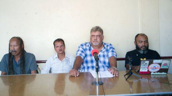 Clency Harmon demande à Steeven Obeegadoo de ne pas faire la sourde oreille aux  victimes de dépossession de terres