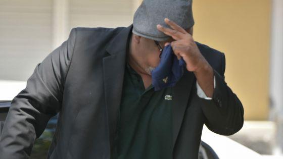 Enquête judiciaire : sommé de se présenter en Cour, Appana autorisé à partir en raison de son état de santé