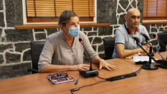 Selon Dr Gaud : une personne venant de Dubaï et parente d'un des cas locaux possiblement à l'origine de la contamination