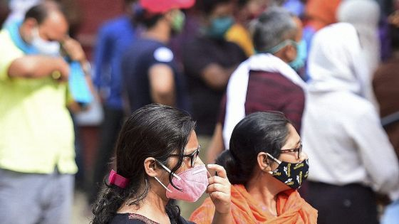 Covid-19 : record de contaminations en Inde, les JO à nouveau en question