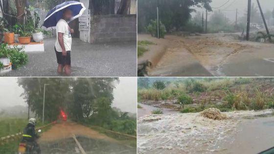 Météo : 190 mm de pluie en six heures à Plaisance