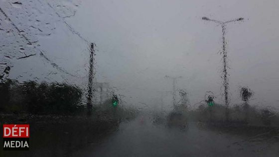 Météo : de la pluie attendue ce soir dans le Sud, l'Ouest et sur le Plateau central
