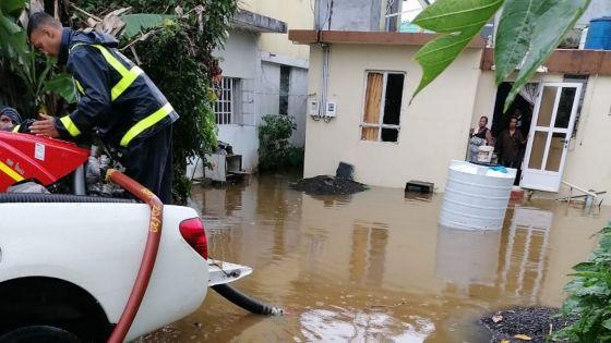Avis de fortes pluies : une quinzaine d'interventions depuis ce matin, notamment dans le Sud