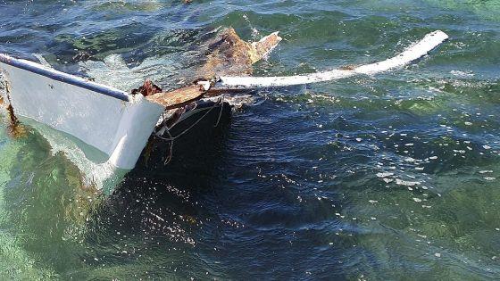 Leur pirogue chavire au large de Roches-Noires : Ludovic Annoua dit espérer un miracle pour retrouver Antoine Capiron
