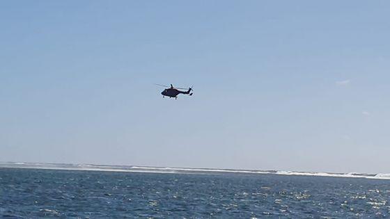 Porté disparu en mer : les recherches se poursuivent pour retrouver José Capiron
