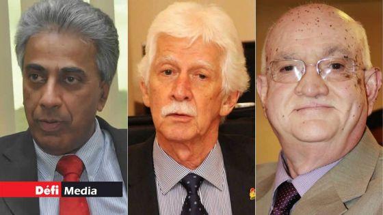 Le trio Boolell/Bérenger/Bhagwan retire ses plaintes contre le Speaker