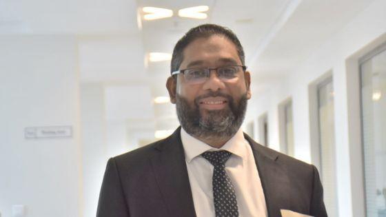 Pétition électorale : Rudy Veeramundar parle de règlement de compte de Salim Muthy
