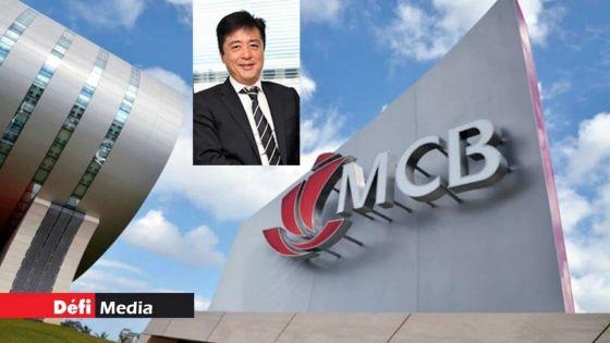 Secteur financier : Jean-Michel Ng Tseung nommé CEO-Designate du MCB Group