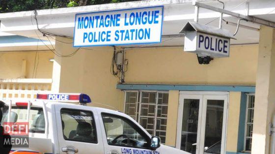 Les Mariannes/Montagne-Longue : les portes des toilettes et de la salle de bains d'un temple volées