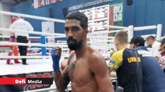 Kickboxing : Fabrice Bauluck vise maintenant les championnats d'Italie