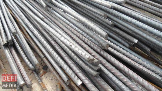 Barres de fer : l'APEC réclame une baisse du prix