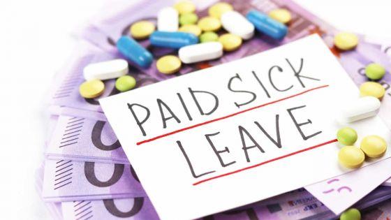 Rapport du PRB : les 'sick leaves' de l'année 2020 seront remboursés