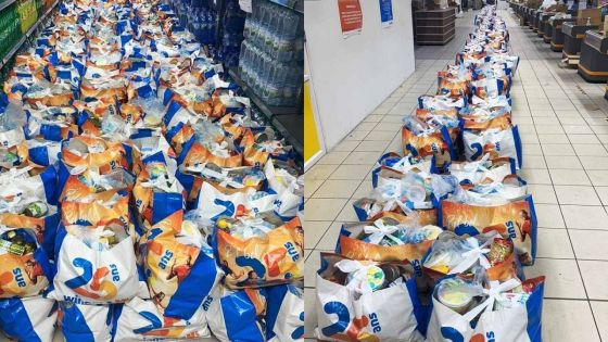 COVID-19 : Les packs des denrées alimentaires prêts pour la distribution ce vendredi