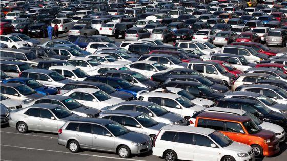 La libre importation des voitures de seconde main du Japon autorisée