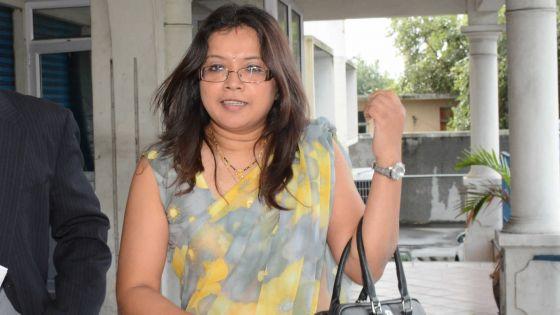 En Cour suprême: Kiran Meetarbhan se défend d'être une nominée politique