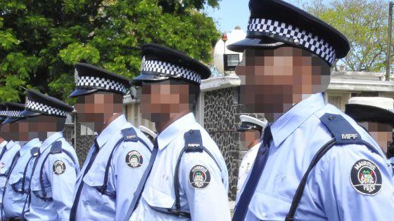 Le texte de loi au stade final: Le syndicat de la police prend forme