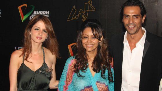 Sussanne Khan: Elle épouserait l'ami de son ex-mari !