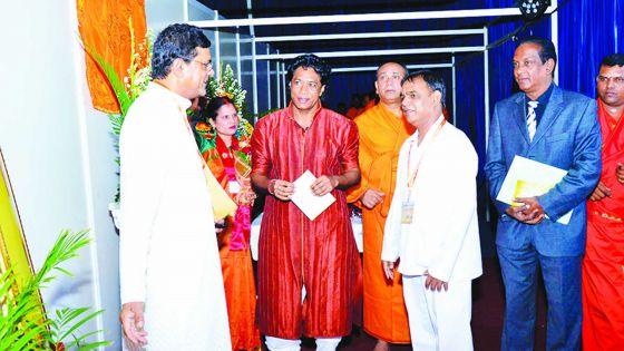 Conférence nationale: Les valeurs de Sathya Sai Baba rayonnent à Mer-Rouge