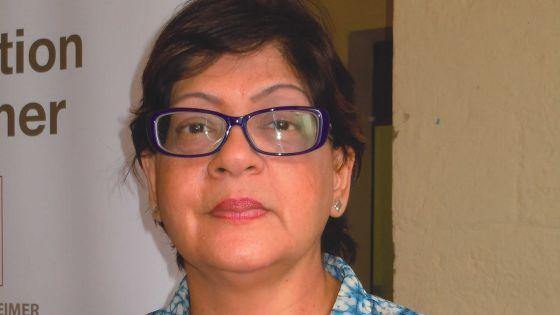 Dr Ameenah Sorefan: «Alzheimer: la prise en charge est importante»