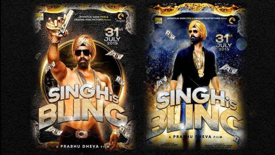 «Singh is bliing» le 4e début d'Akshay Kumar de 2015
