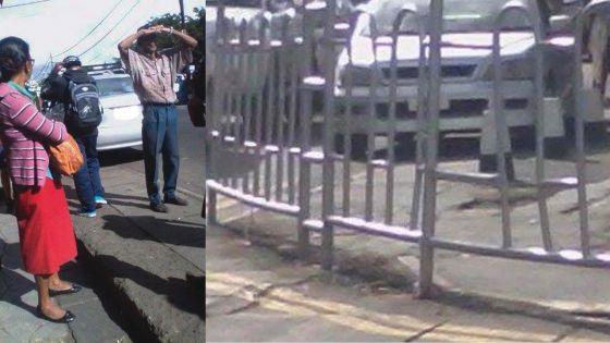Taxis marrons à Rose-Hill: Les taxis marrons font polémique