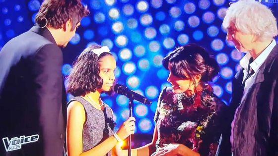 The Voice Kids: la Mauricienne Jane Constance fait sensation en France