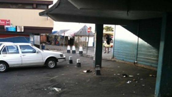 Près du marché de Curepipe: Les marchands ambulants envahissent le parking