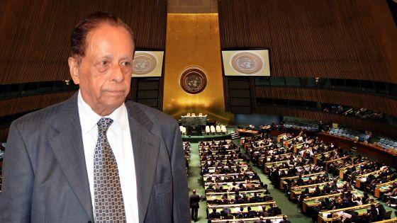 SAJ à l'ONU: «La technologie et l'innovation dirigeront la seconde phase de notre développement»
