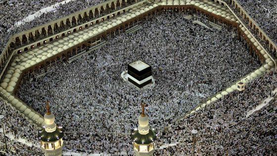 La Mecque: le corps d'un pèlerin mauricien aurait été retrouvé