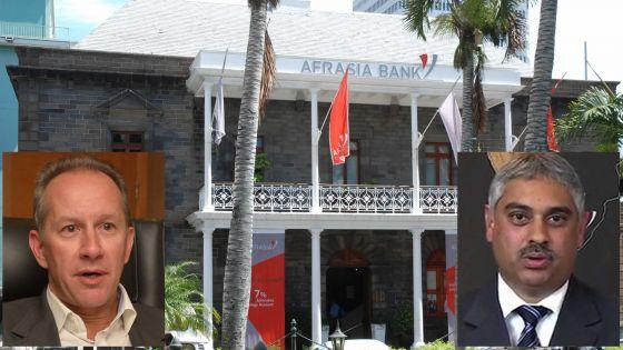 Banques: Les raisons de la démission des directeurs d'AfrAsia Bank