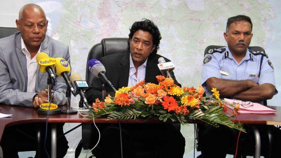 Sécurité routière: Nando Bodha annonce des peines plus sévères