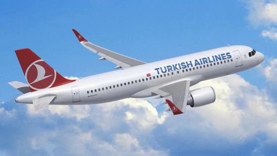 Turkish Airlines desservira l'île Maurice à partir du 15 décembre