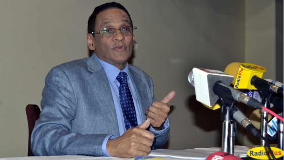 Vishnu Lutchmeenaraidoo: «L'économie a créé 13 500 nouveaux emplois»