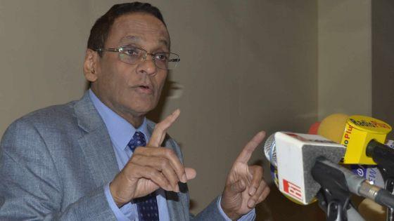 Vishnu Lutchmeenaraidoo: «Le développement ne se fait pas en un jour»