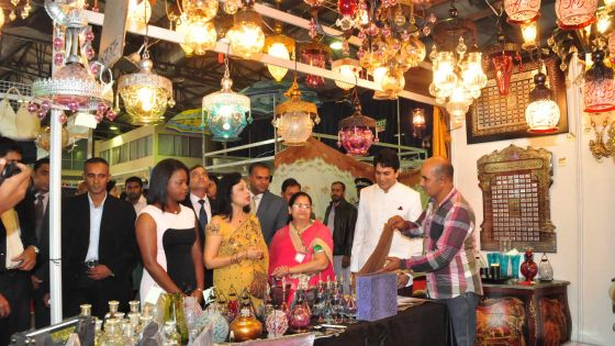 L'Asian International Trade & Cultural Expo: Sur la route des Indes