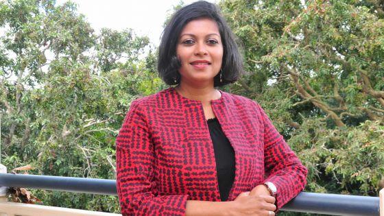 Roshni Mooneeram écrivain: Perpétuelle apprentie