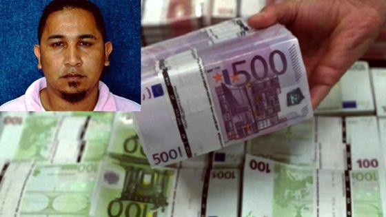 Blanchiment d'argent allégué: Près de Rs 2,7 M saisies chez Ricardo Agathe