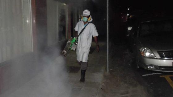 Dengue épidémie : un premier cas recensé à Bois-Chéri