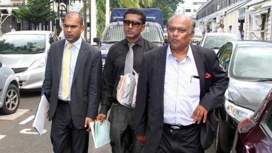 Bande-son contre les Jugnauth: Mahen Utchanah obtient un non-lieu