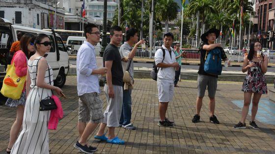 Diversificationdu secteur touristique - objectif : 75 000 touristes chinoisen 2020